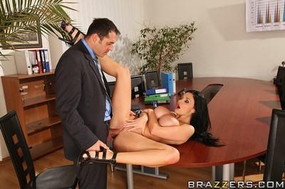 Aletta Ocean Has Office Sex
