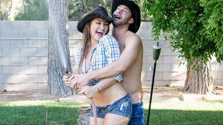 Dani Daniels in Naughty Country Girls