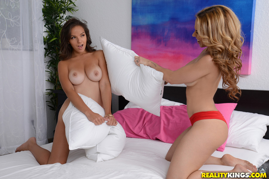 Dylan Daniels and Shae Summers in Bronze Booty