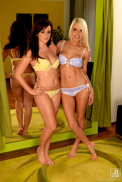 Lena Love and Tess Lyndon