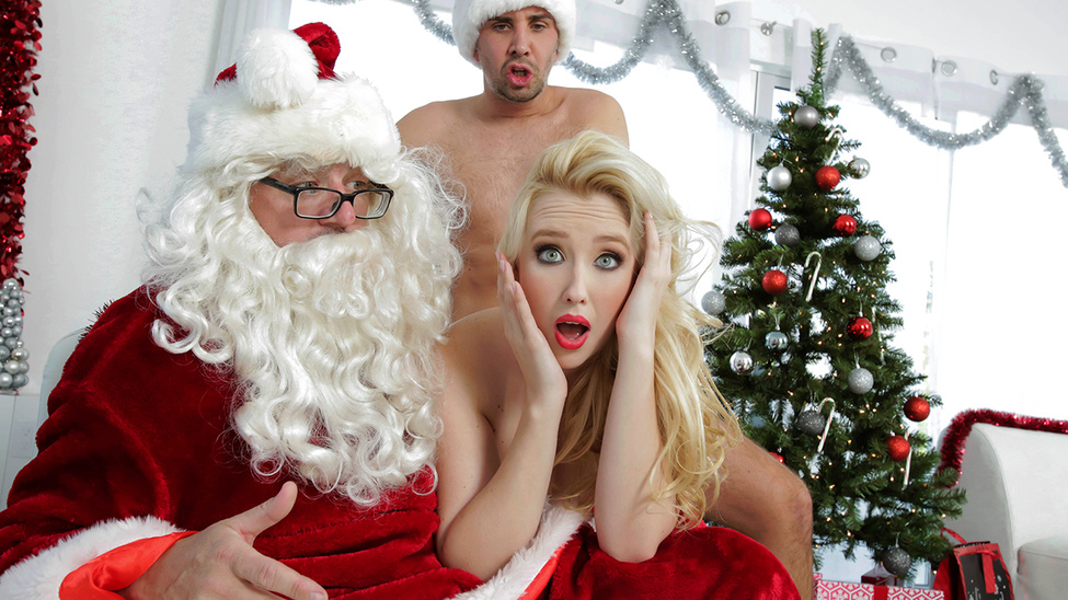Samantha Rone in Samantha's Gift to Brazzers