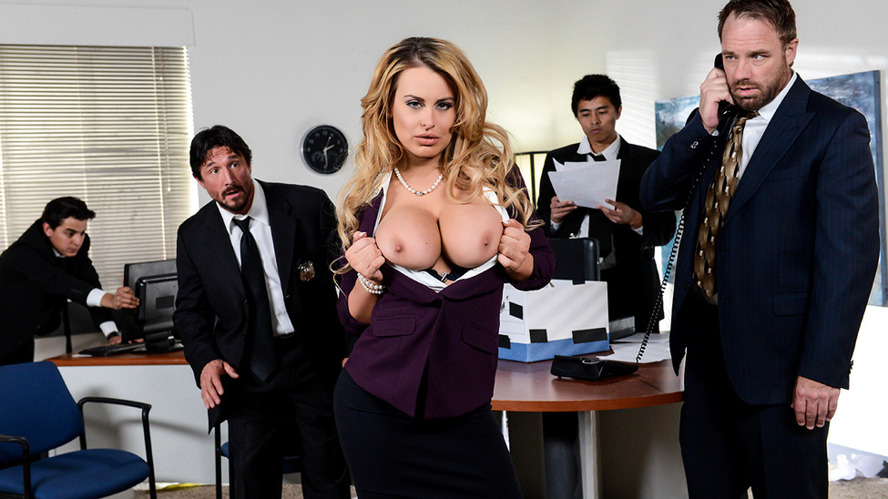 Corinna Blake in The Corporate Ladder