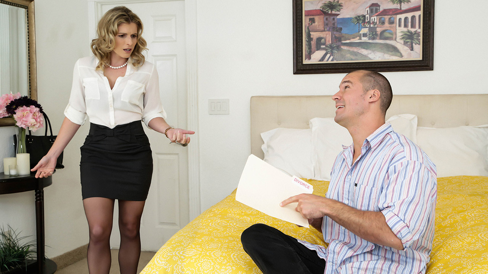 Cory Chase in April Fools Honey