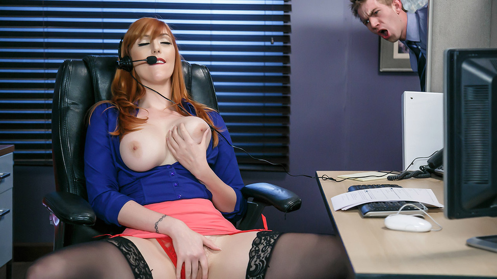 Lauren Phillips in Stick To The Script