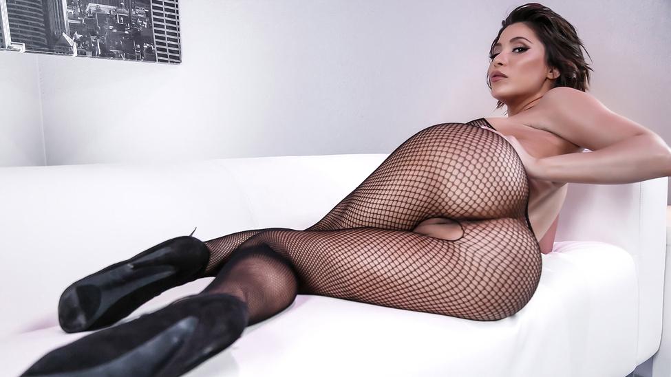 Aleksa Nicole in Fuck My Fishnets