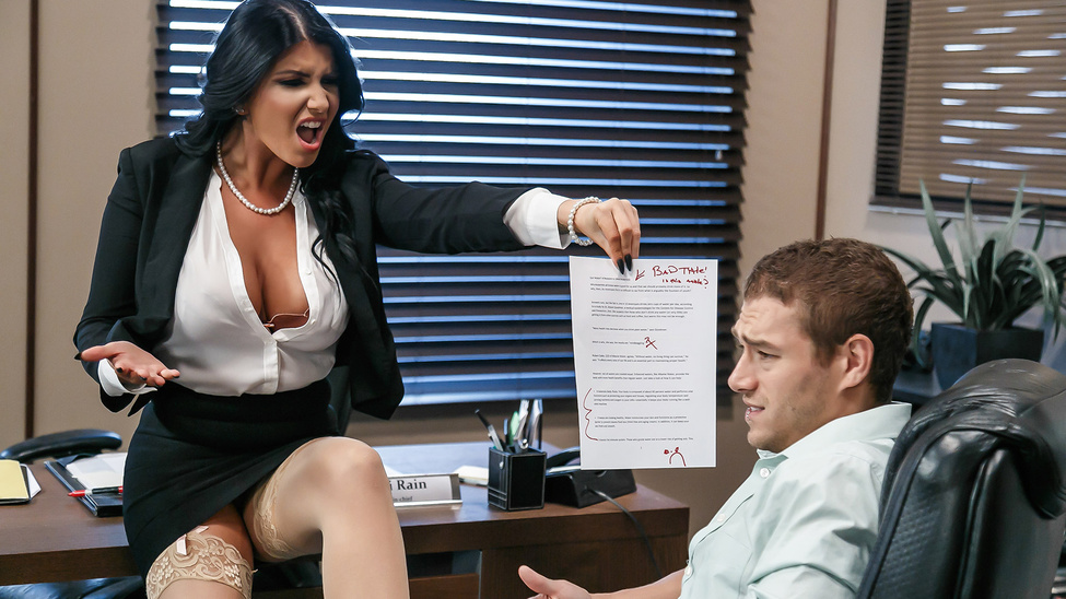 Romi Rain in Pressing News