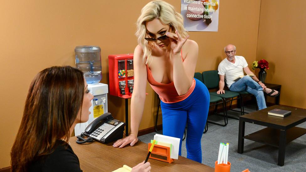 Lily LaBeau in The Impatient Patient