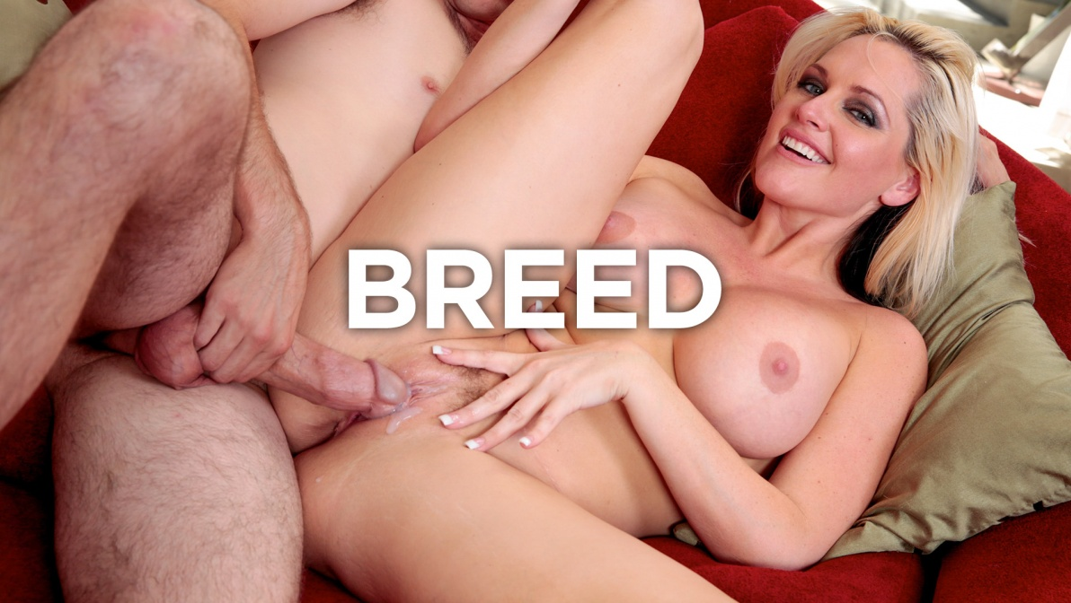 Alena Croft in Cheating Cougar Creampie