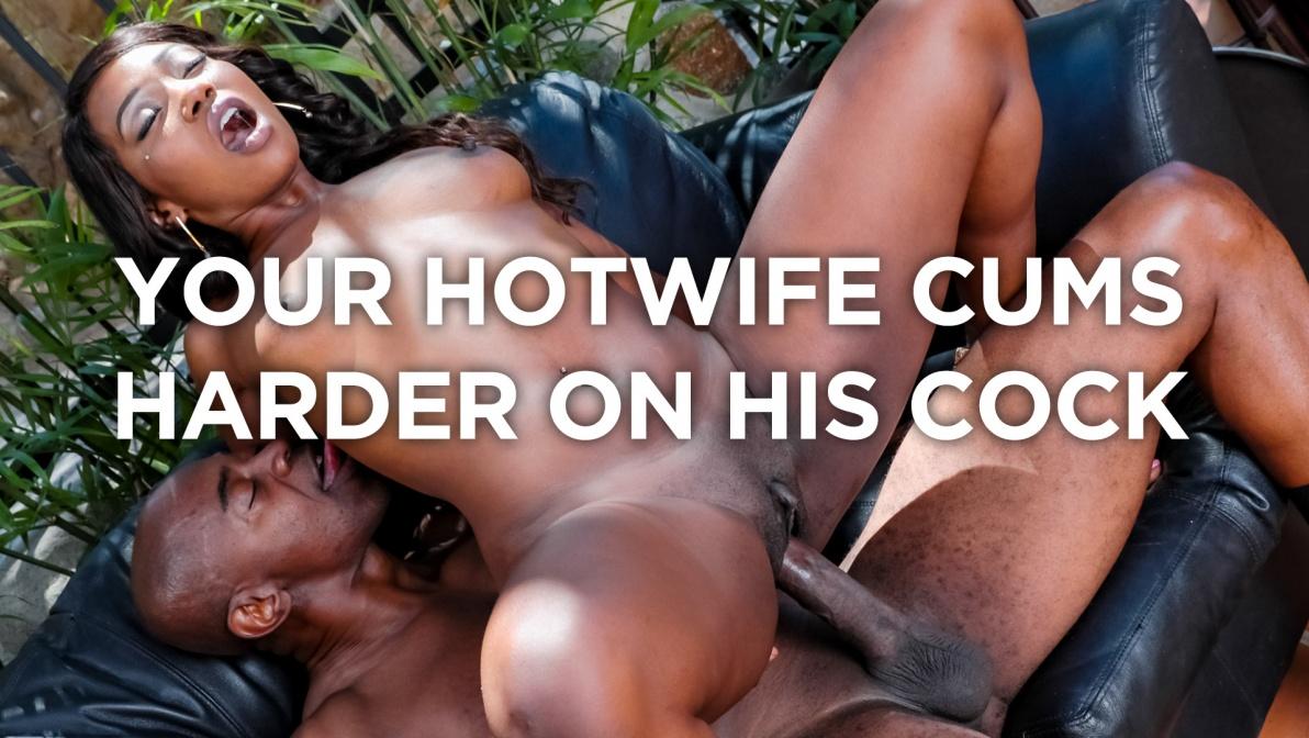 Skyler Nicole in Ebony Hotwife Gets the Dick She Deserves