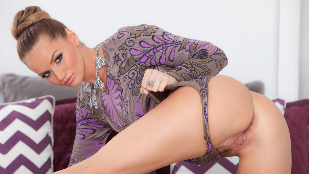 Tori Black in Passion In Purple