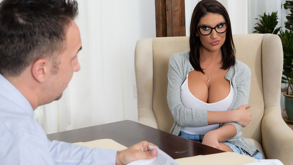 August Ames in Getting Off The Waitlist