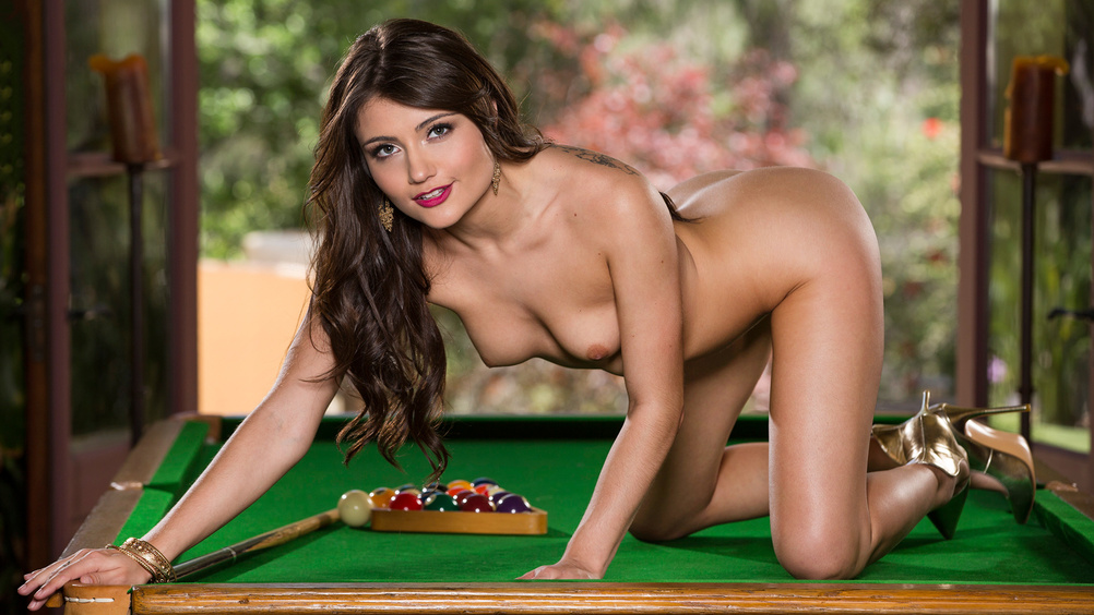 Adria Rae in Billiards Babe