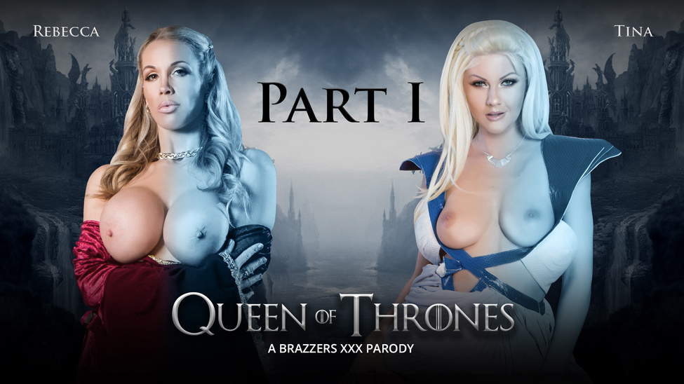 Rebecca More and Tina Kay in Queen Of Thrones: Part 1 A XXX Parody