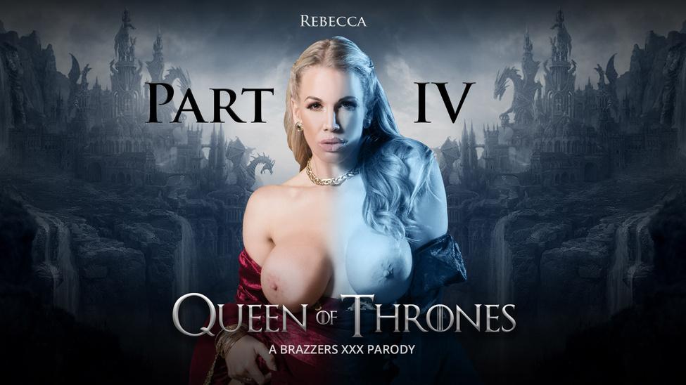 Ella Hughes and Rebecca More in Queen Of Thrones, Part 4 (A XXX Parody)