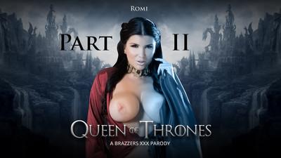 Queen Of Thrones, Part 2 (A XXX Parody)