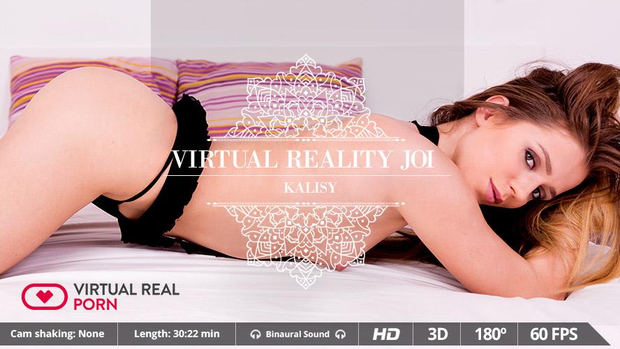 Mary Kalisy in Virtual Reality JOI