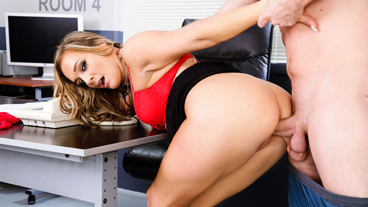 Tucker Stevens in Naughty Office