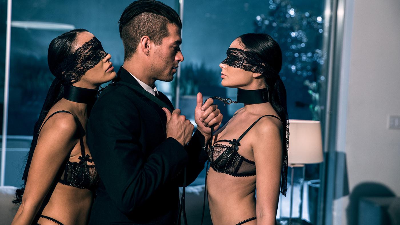 Ariana Marie and Sofi Ryan in Club VXN