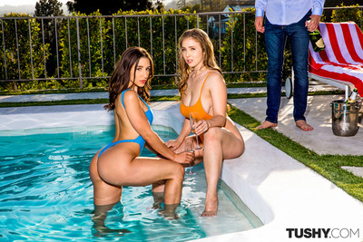 Abella Danger and Lena Paul