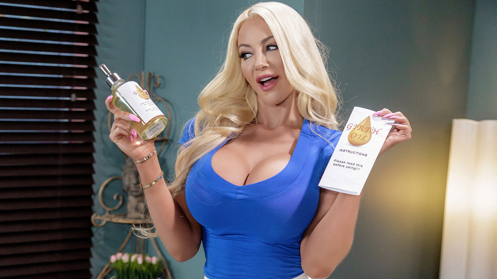 Nicolette Shea in Always Read The Instructions