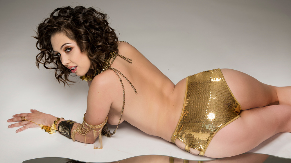 Jenna Sativa in All That Glitters