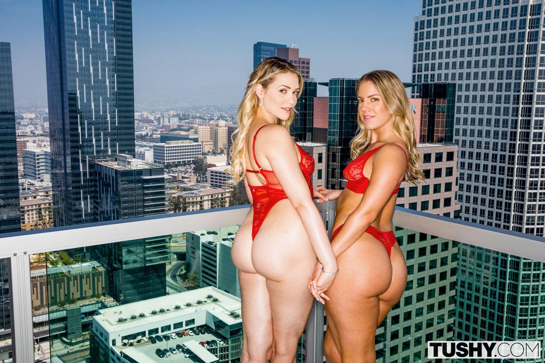Mia Malkova and Candice Dare