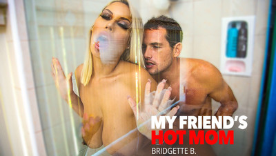 Bridgette B. Loves To Fuck Her Sons Friends