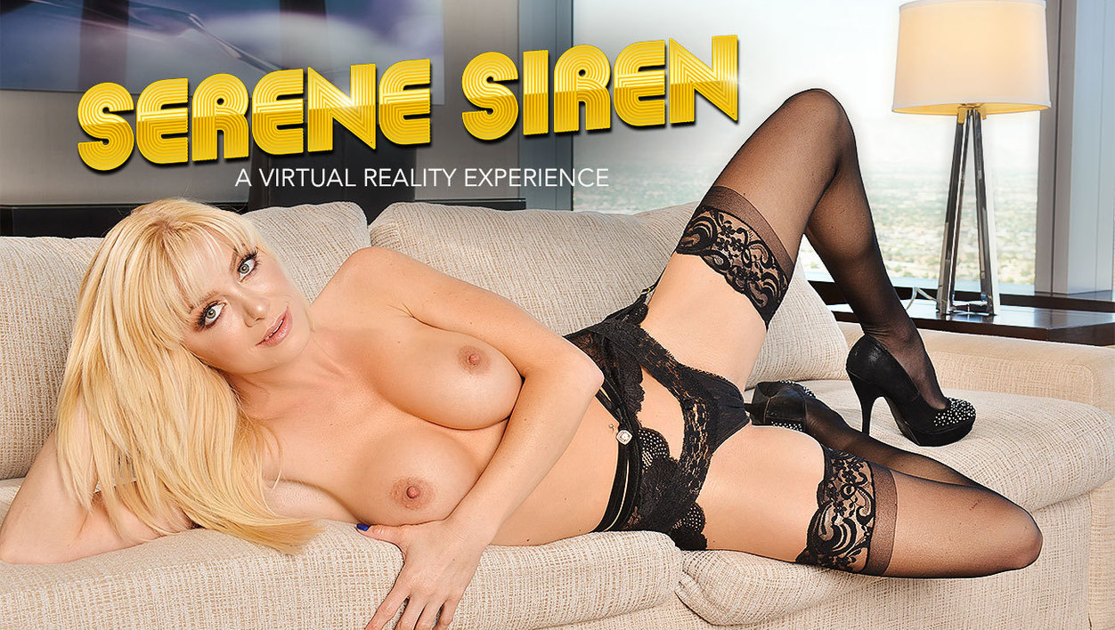 Serene Siren in Serene Siren Sings When You Make Her Cum in VR Porn