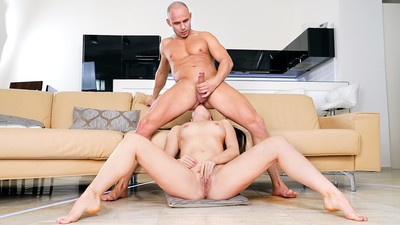 Horny Teen Loves Rimming and Anal