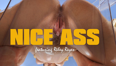 Riley Reyes Grinds Her Ass On Your Cock