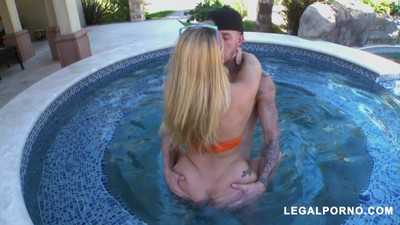 AJ Applegate is down for hot Anal MA084