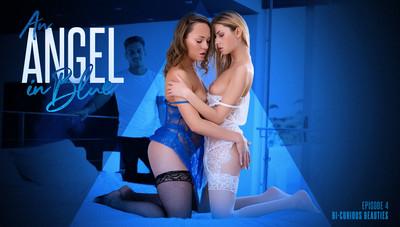 Angel In Blue: Bi-Curious Beauties