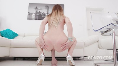 Timea Bella assfucked by Charlie Mac SZ2198